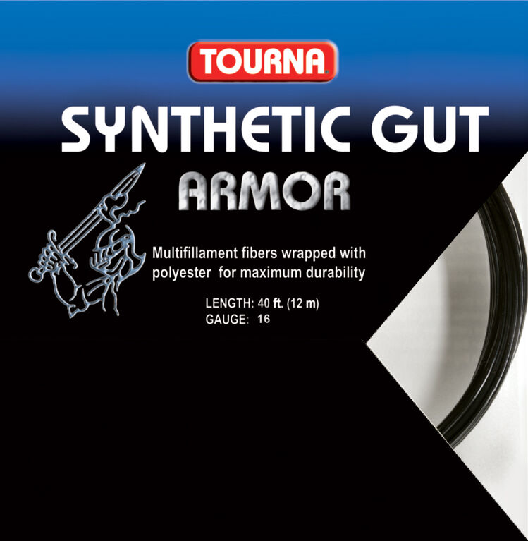Unique Sports Tourna Synthetic Gut Armor - 16 Gauge