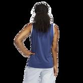 Alternate View 7 of Striped Sleeveless Polo Shirt