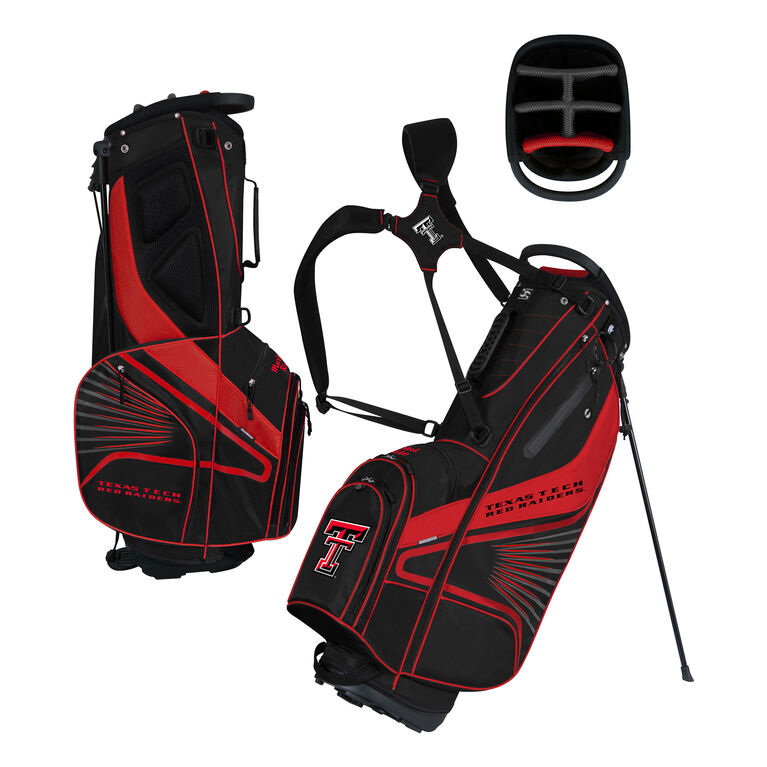 Team Effort Texas Tech GridIron III Stand Bag