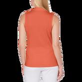 Alternate View 1 of Airflux Sleeveless Polo Shirt