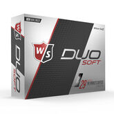 Alternate View 2 of Wilson Staff Duo Soft Golf Balls - Personalized