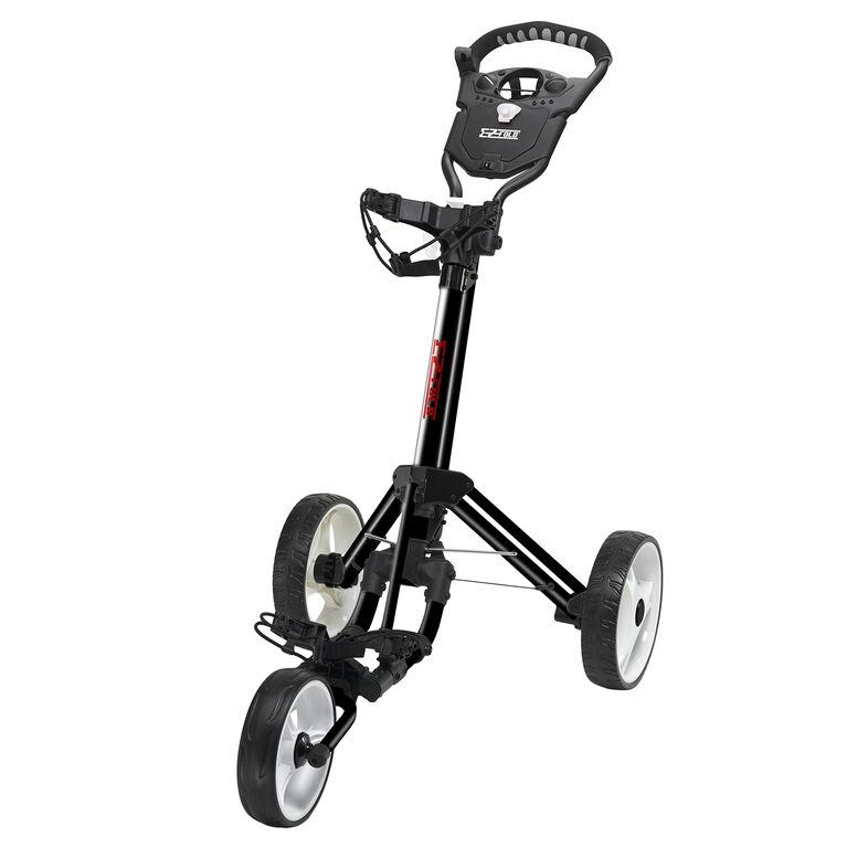 Golf Gifts & Gallery EZ-Fold Push Cart