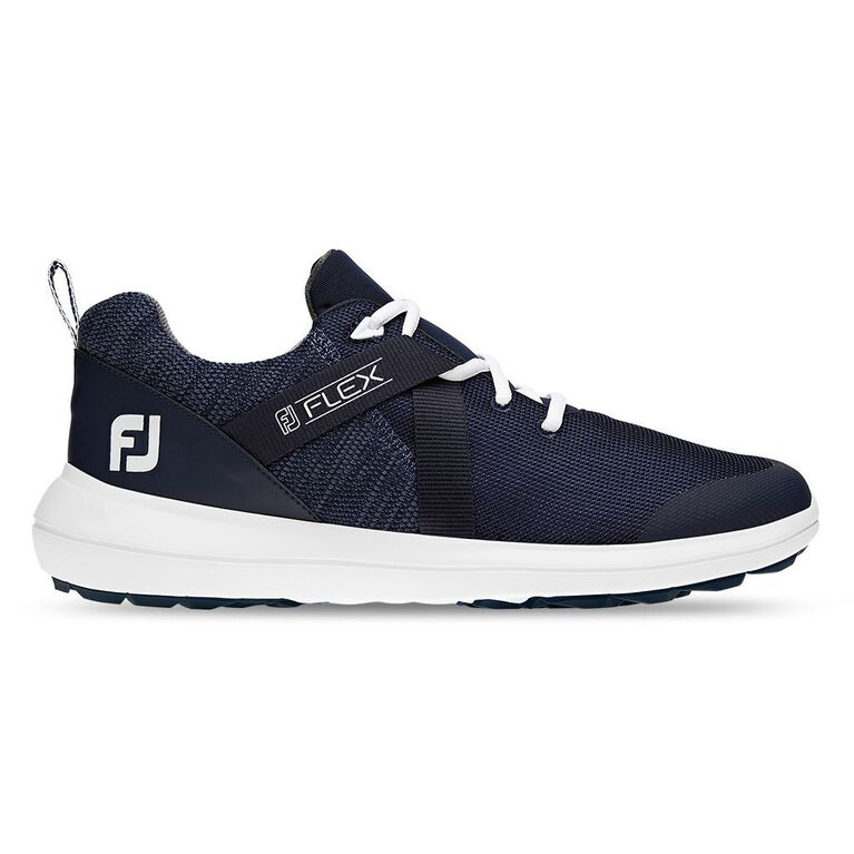 FJ Flex Men's Golf Shoe - Navy