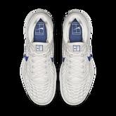 Zoom Cage 3 Men's Tennis Shoe - Grey/Blue