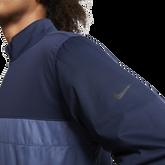 Alternate View 3 of Shield Victory Men's 1/2-Zip Golf Jacket