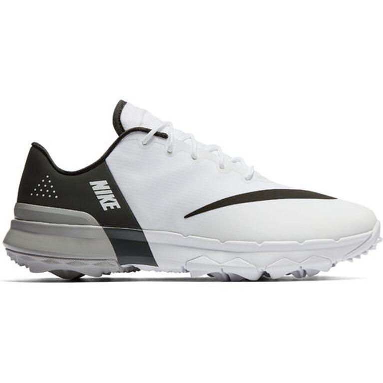 Nike FI Flex Women's Golf Shoe - White/Black