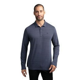Kawloon Long Sleeve Button Cuff Polo