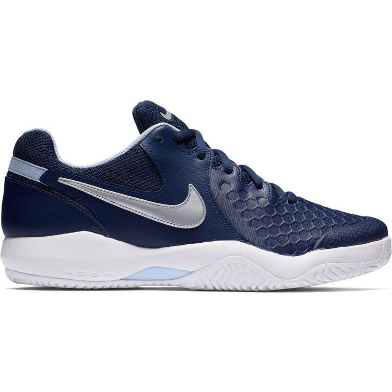 Nike Air Zoom Resistance Men's Tennis Shoe - Navy