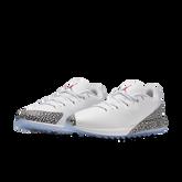 Alternate View 4 of Jordan ADG Trainer Men's Golf Shoe - White/Red