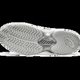 Alternate View 2 of Court Speed FF Men's Tennis Shoe - White/Silver