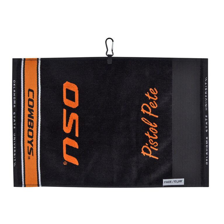 Team Effort Oklahoma State Towel