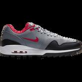 Alternate View 1 of Air Max 1 G Men's Golf Shoe - Grey/Red