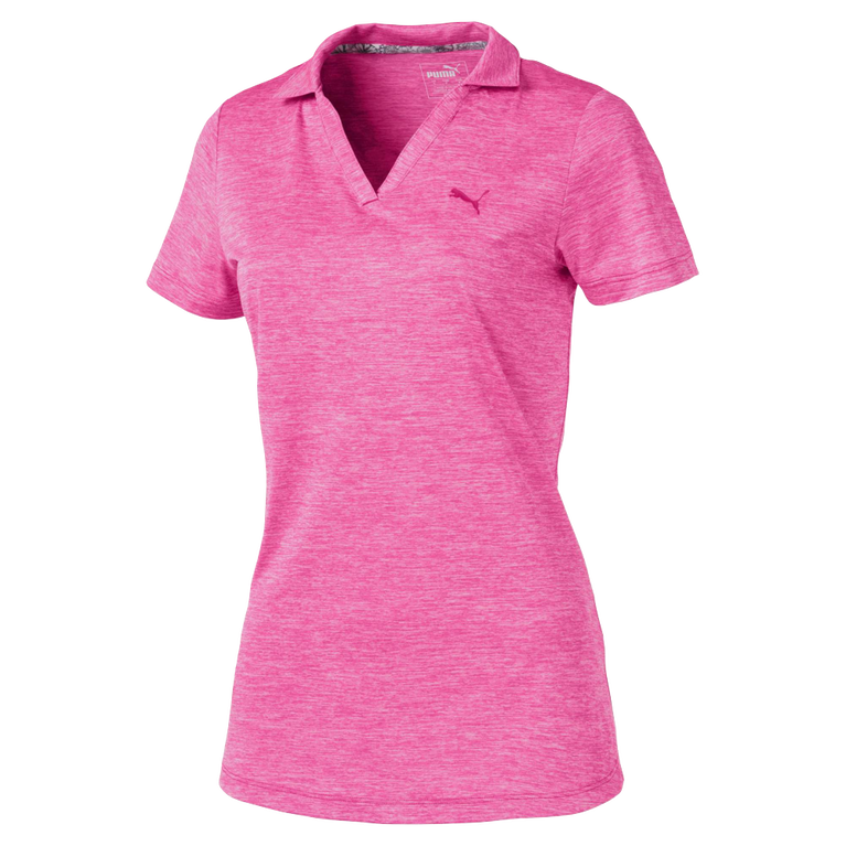 Hot Pink Group: Super Soft Golf Polo