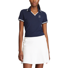 US Open 2020 Short Sleeve Contrast Trim Polo