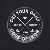 Alternate View 1 of Get Your Daily Dose Of Iron Tee
