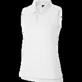 Alternate View 5 of Dri-FIT Ace Women's Sleeveless Jacquard Golf Polo