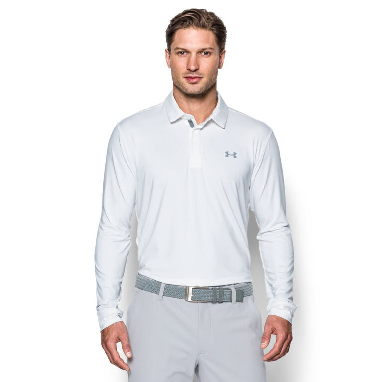 Under Armour Long Sleeve Playoff Polo