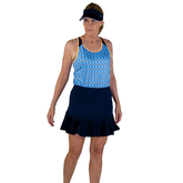 """Alternate View 1 of Rojito Collection: Knife Pleat 14"""" Skort"""