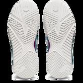 Alternate View 6 of Gel Resolution 8 Women's Tennis Shoe - Blue/White