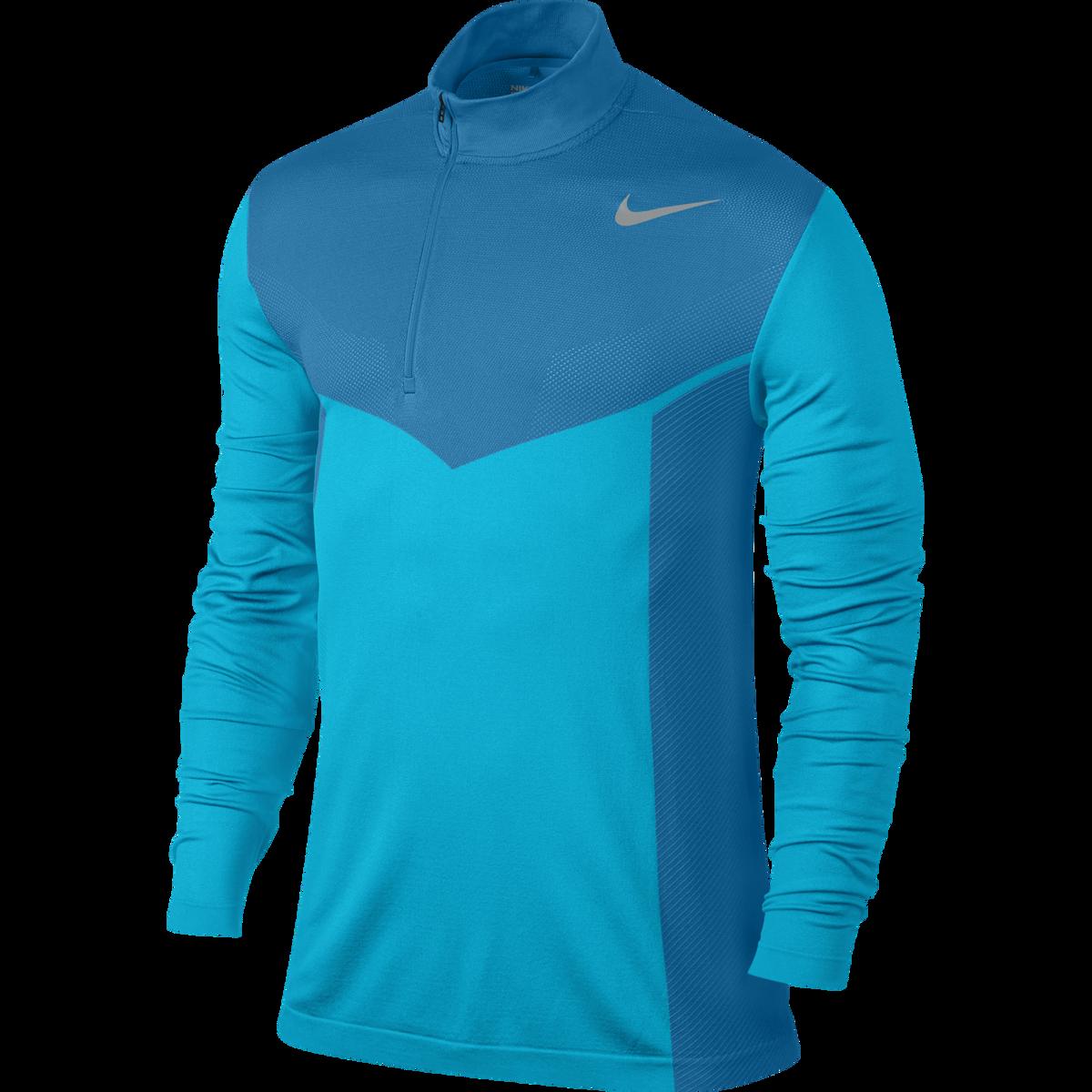 040253908ce48 Nike Dry Knit Half Zip Top