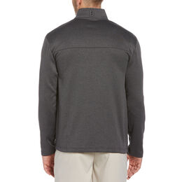 Two Tone 1/2 Zip Golf Jacket