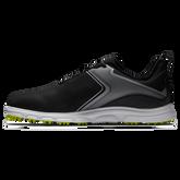 Alternate View 1 of Superlites XP Men's Golf Shoe - Black/Lime