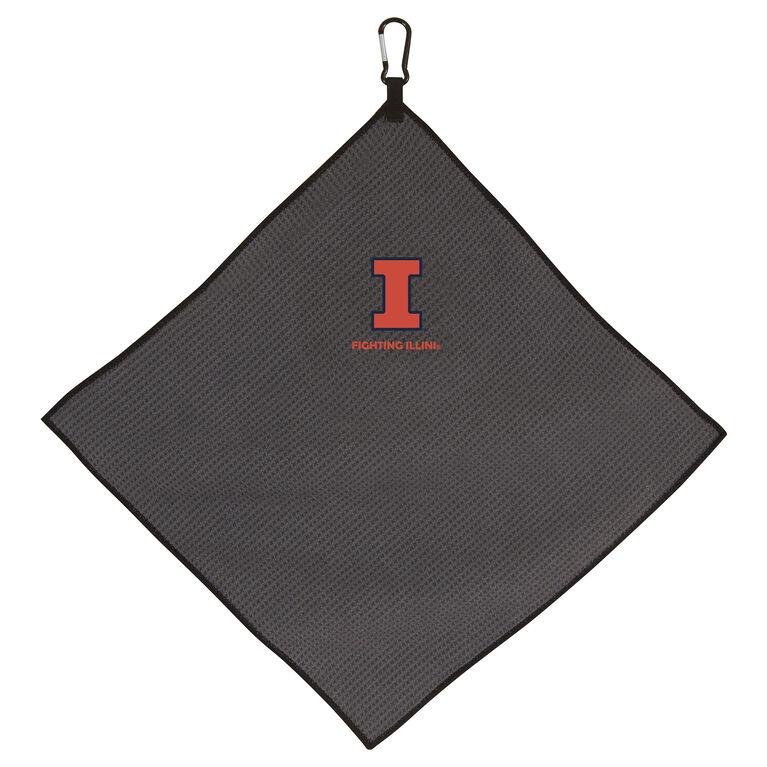Team Effort Illinois 15x15 Towel