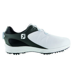 ARC XT BOA Men's Golf Shoe - White/Grey