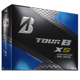 Bridgestone Tour B XS Golf Balls (Prior Generation)