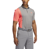 Alternate View 7 of Ultimate365 Blocked Print Polo Shirt