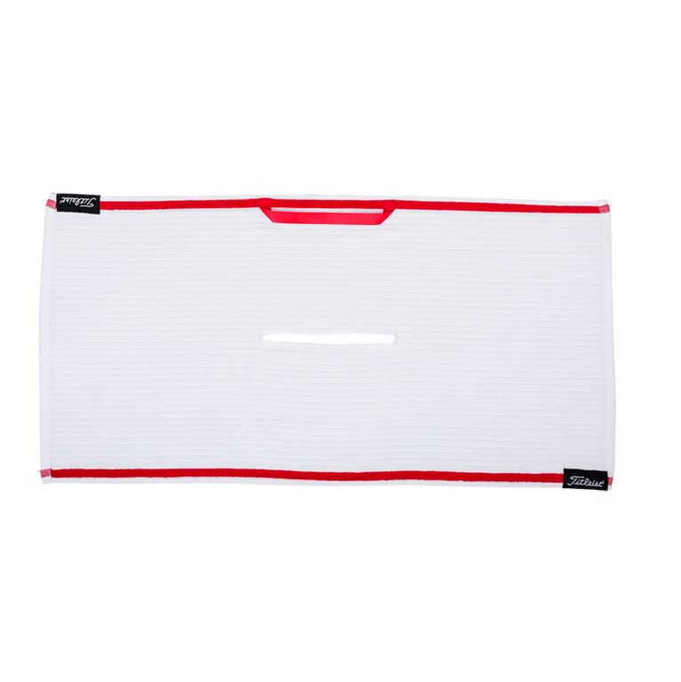 Players Microfiber Towel - White