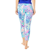 Alternate View 1 of Once Upon a Tide Luxetic Print Legging