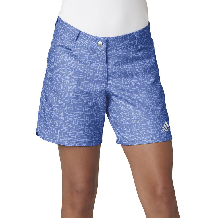 adidas Girls' Printed Short