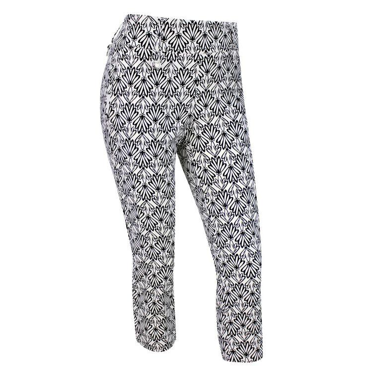 Visual Movement Collection: Kinsey Printed Capri Pants