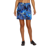 Alternate View 4 of Palm Springs Collection: Darby Frayed Frond Pull On Skort