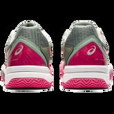 Alternate View 5 of Gel Challenger 12 Clay Women's Tennis Shoes - Grey/Pink