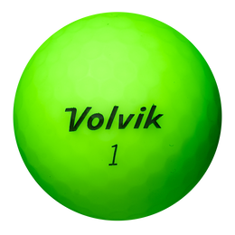 Volvik VIVID Golf Balls - Green