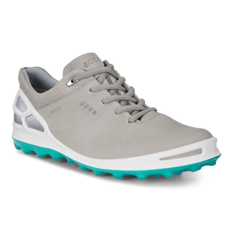 ECCO Cage Pro GTX Women's Golf Shoe - Grey