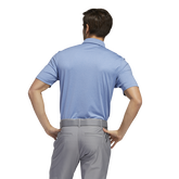 Alternate View 3 of Ultimate365 2.0 Novelty Heather Polo Shirt