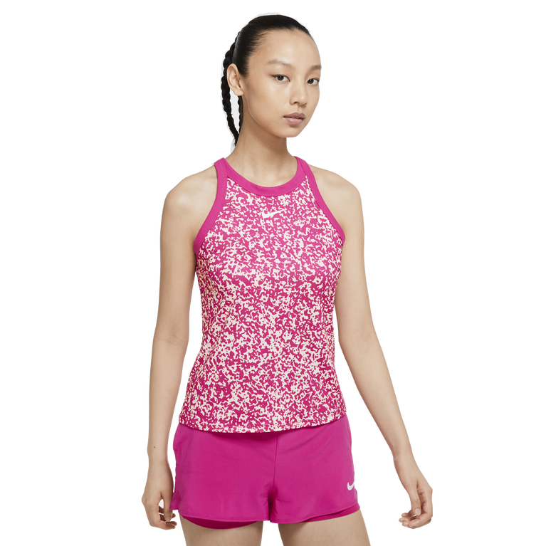Dri-FIT Women's Printed Tennis Tank Top