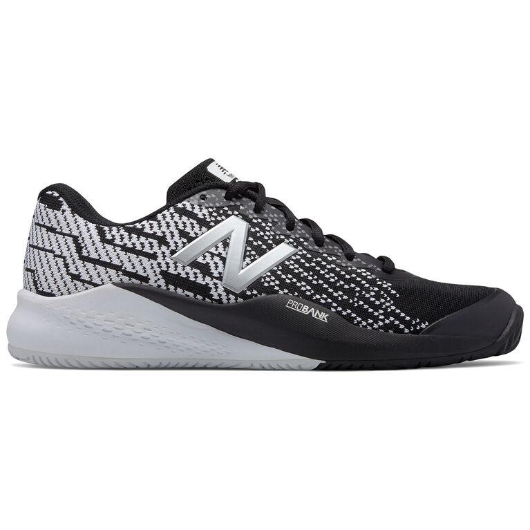 New Balance 996v3 Men's Tennis Shoe - Black/White