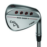 Alternate View 10 of Callaway MD4 Satin Chrome Steel Wedge