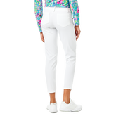 Alternate View 1 of Cameron Resort White Luxetic Pant