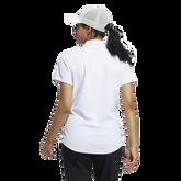 Alternate View 5 of Primegreen  Short Sleeve Print Collar Polo Shirt