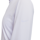 Alternate View 3 of Dri-FIT UV Victory Women's Long-Sleeve 1/2-Zip Pull Over