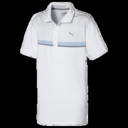 Juniors Road Map Golf Polo