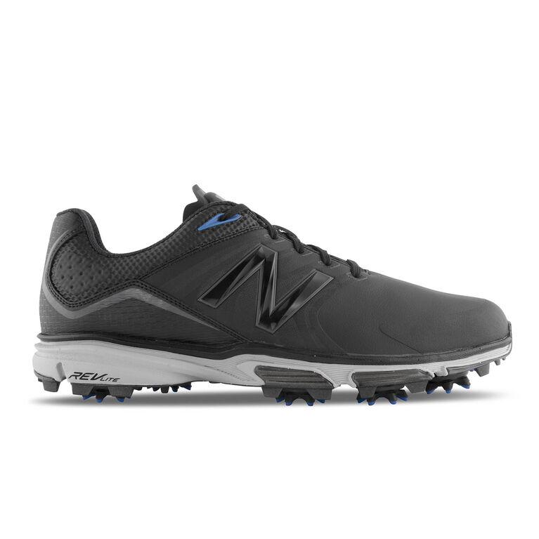 aaaf671caedb9 NB Tour Men's Golf Shoe - Black | PGA TOUR Superstore