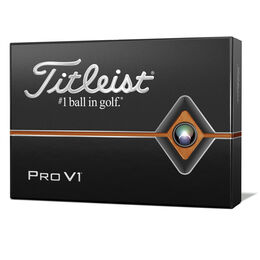 Pro V1 Double Digit Golf Balls - Personalized