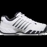 Bigshot Light 4 Men's Tennis Shoe - White/Navy