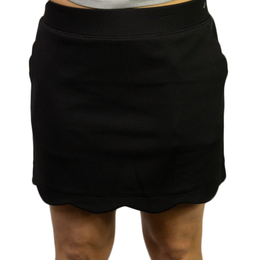 Scalloped Golf Skort